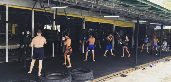 Ruthless Muay Thai Gym
