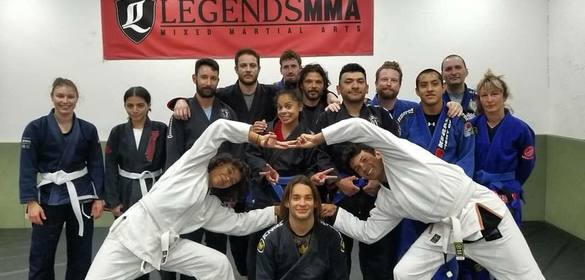 Legends Mixed Martial Arts Training Center