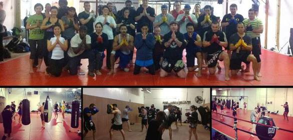 Fight Firm Muay Thai Boxing Gym