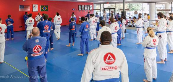 Gracie Barra North Austin Jiu-Jitsu