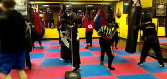 DXG Self Defense MMA Kickboxing Jiu Jitsu Jeet Kune Do