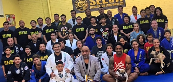 Selva Brazilian Jiu Jitsu and Mixed Martial Arts