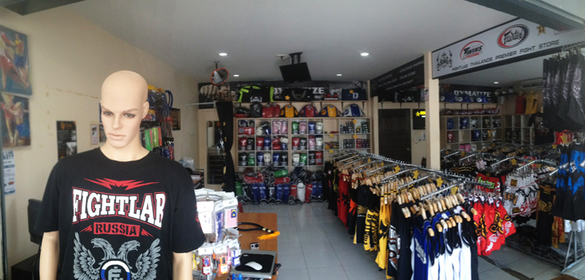 "SHOP ""FIGHTLAB""  MUAY THAI MMA"