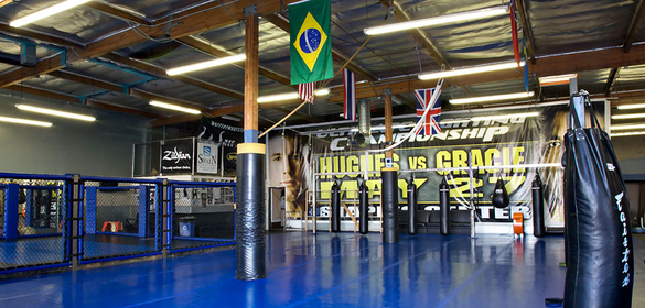 Erik Paulson's CSW Training center
