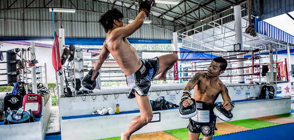 TOP TEAM MUAY THAI & MMA