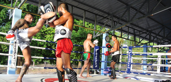 YODYUT MUAY THAI CAMP