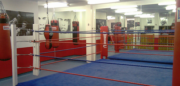 Left Hook boxing gym