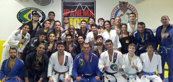 Ipanema Fight Gym