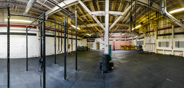 CrossFit Downtown and ATL Barbell
