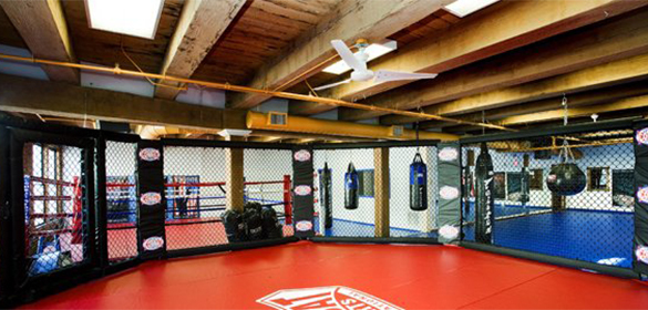 Combat Sports center