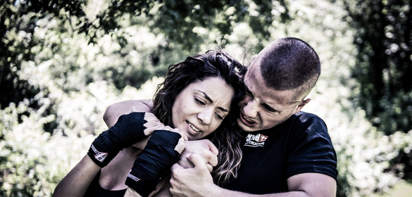 InForce Krav Maga center