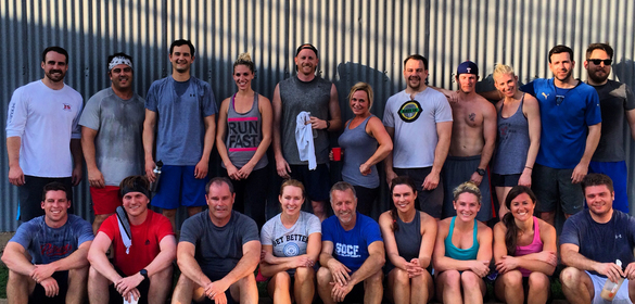 CrossFit Katy Trail