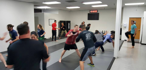 Evolve Martial art center
