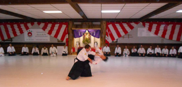 Aikido Nippon-Kan center