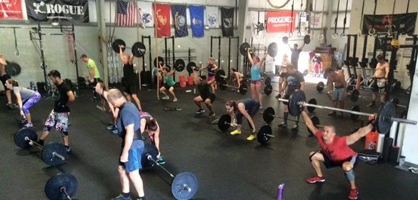 Strongpoint CrossFit