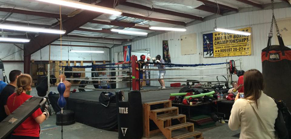 Slava boxing gym