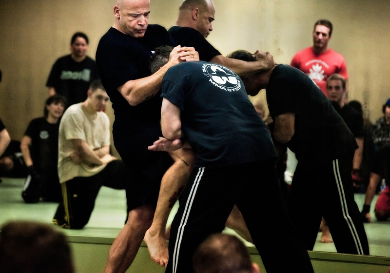 Self-defense  camps and coach's - GoFightGo.com