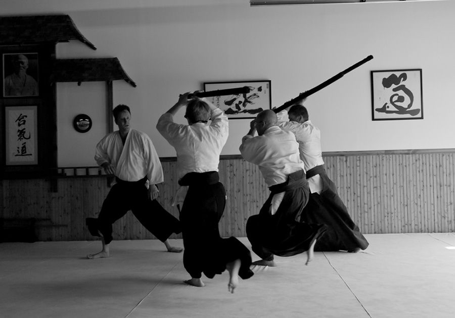 Aikido is a modern Japanese martial art, GoFightGo.com